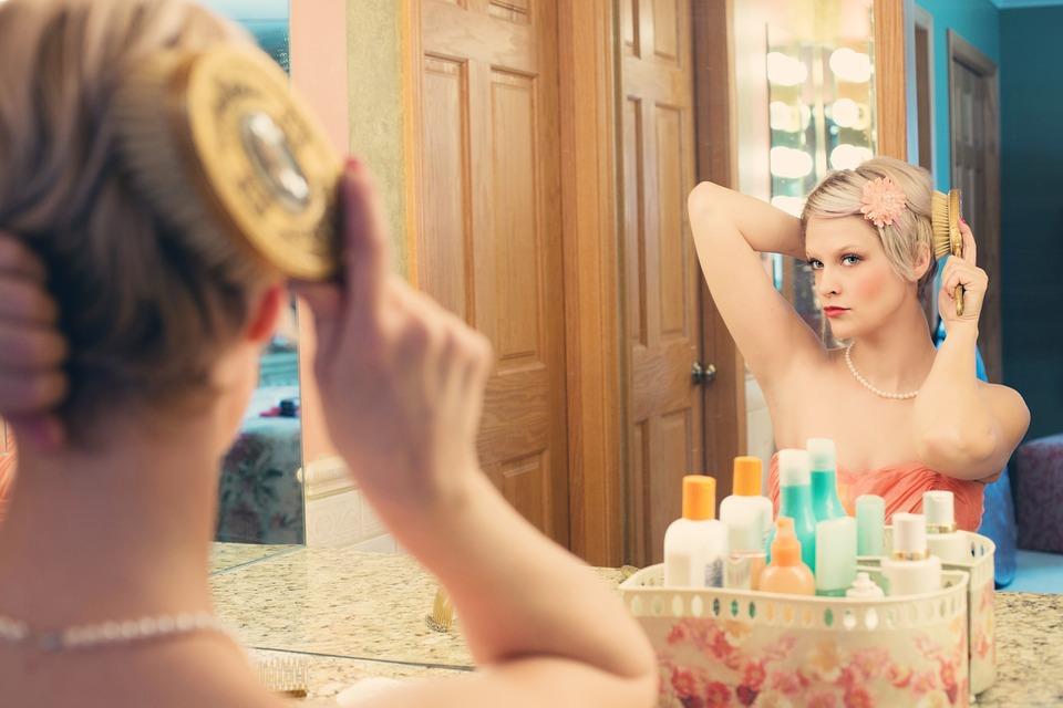 Miroir, mon beau miroir, arrange-toi pour que je sois la plus belle !