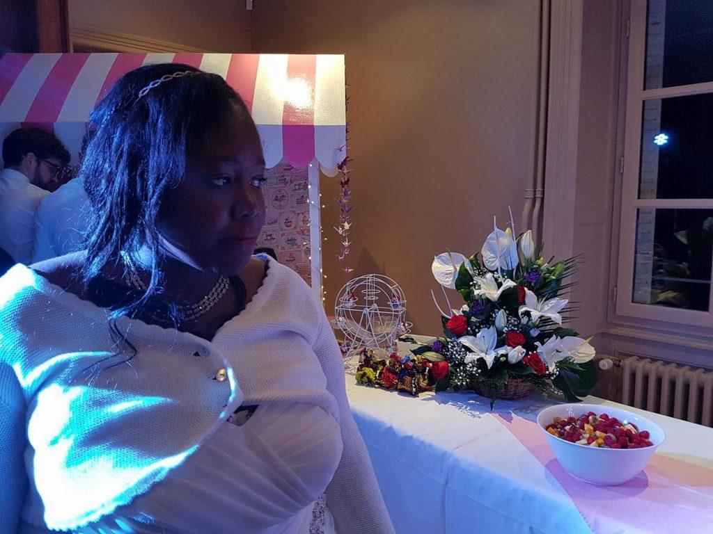 Déception du wedding cake