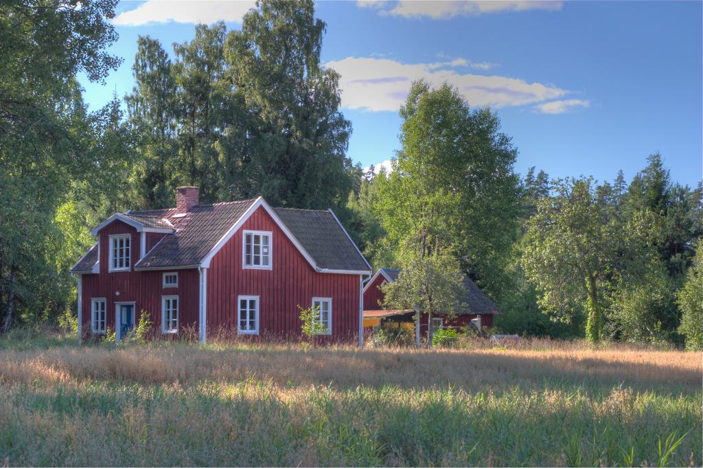 Un lieu de réception parfait pour mon mariage en Suède