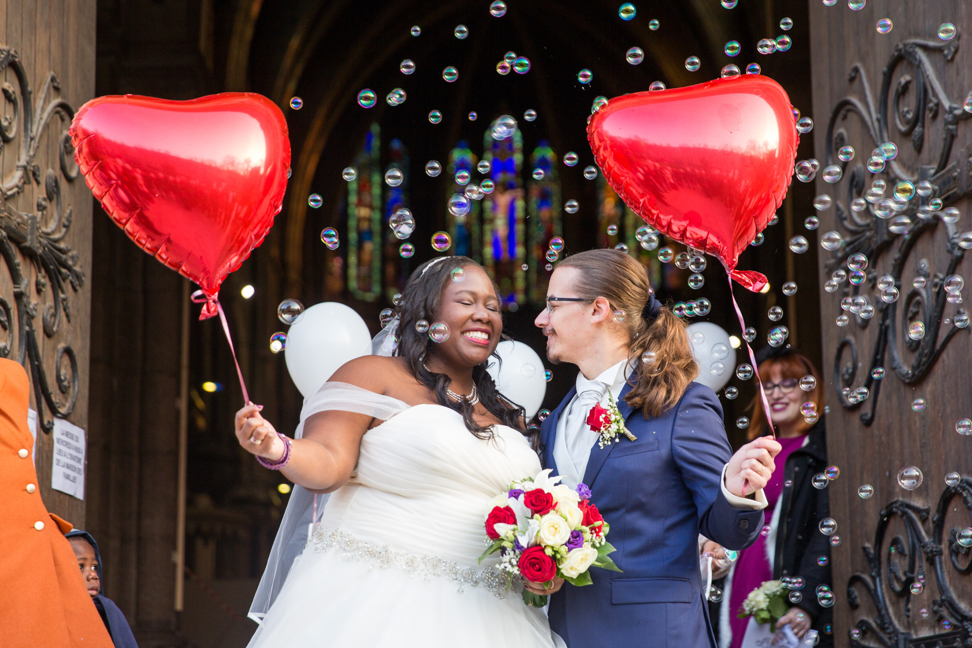 Mon mariage classique revisité : notre oui devant Dieu et le début des festivités