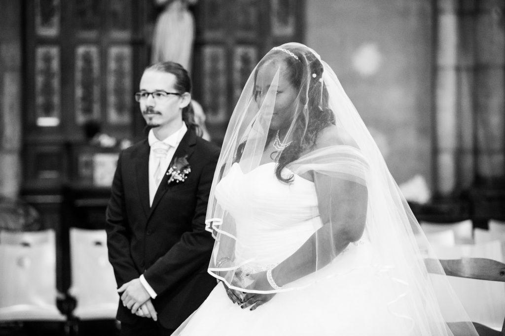 Notre cérémonie à l'église // Photo : Vincent Besson Photographie