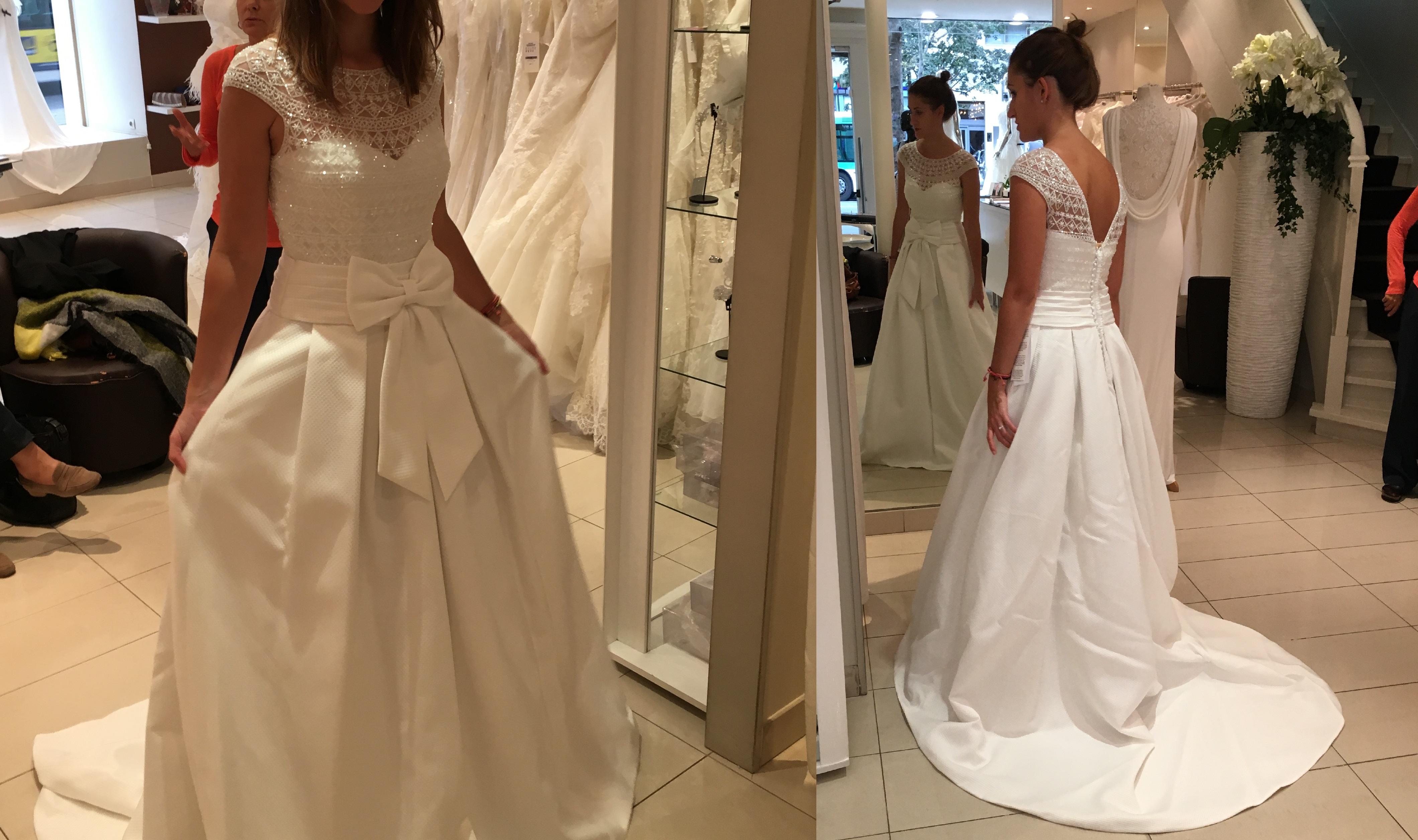 Le choix de la robe… ou la naissance d'un espoir – Partie 3