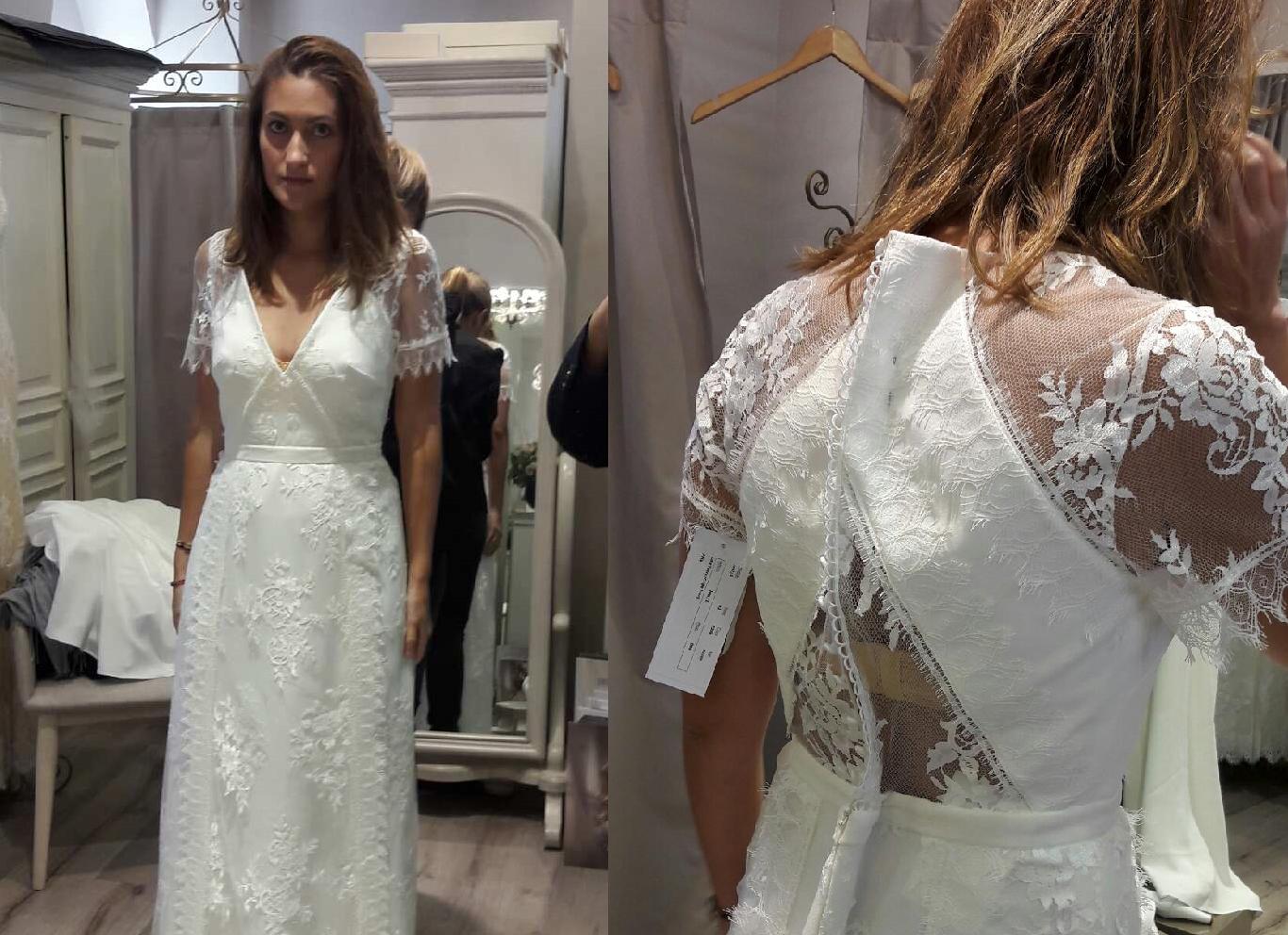 Le choix de la robe… ou comment éliminer les robes fluides dont je rêve – Partie 2