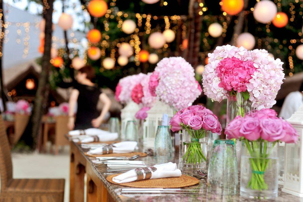 Pourquoi j'ai choisi une wedding-planner pour mon mariage