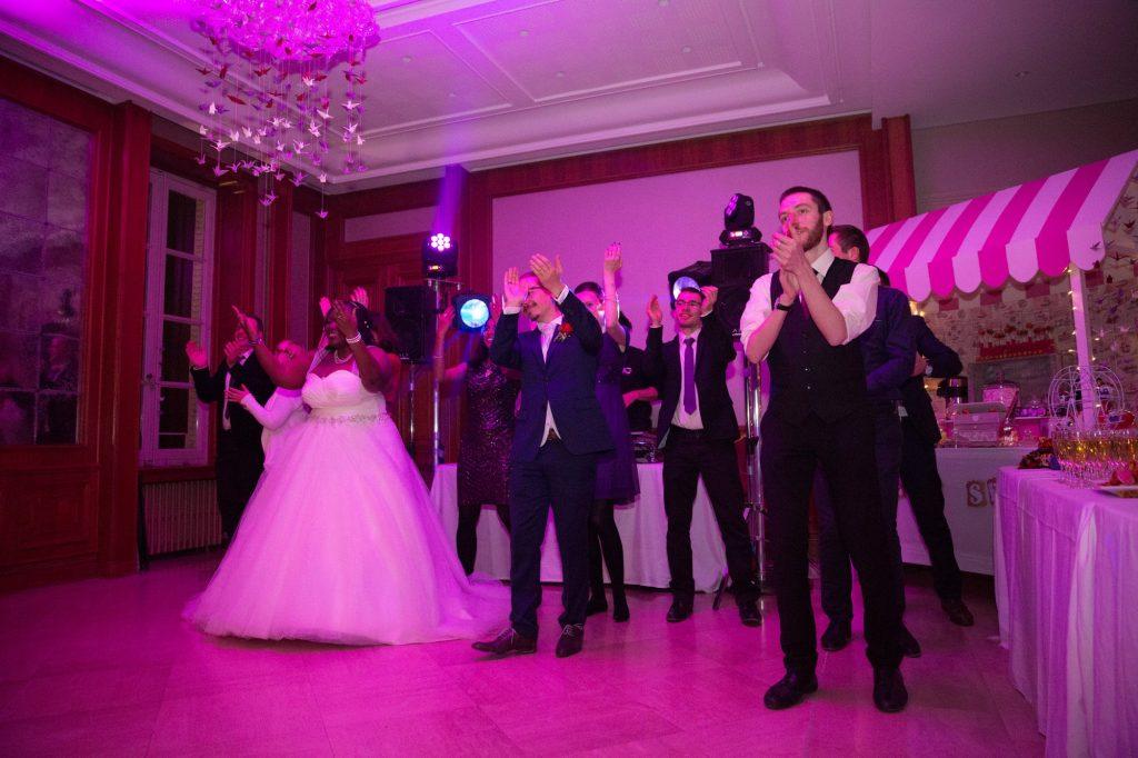 Notre soirée de mariage // Photo : Vincent Besson