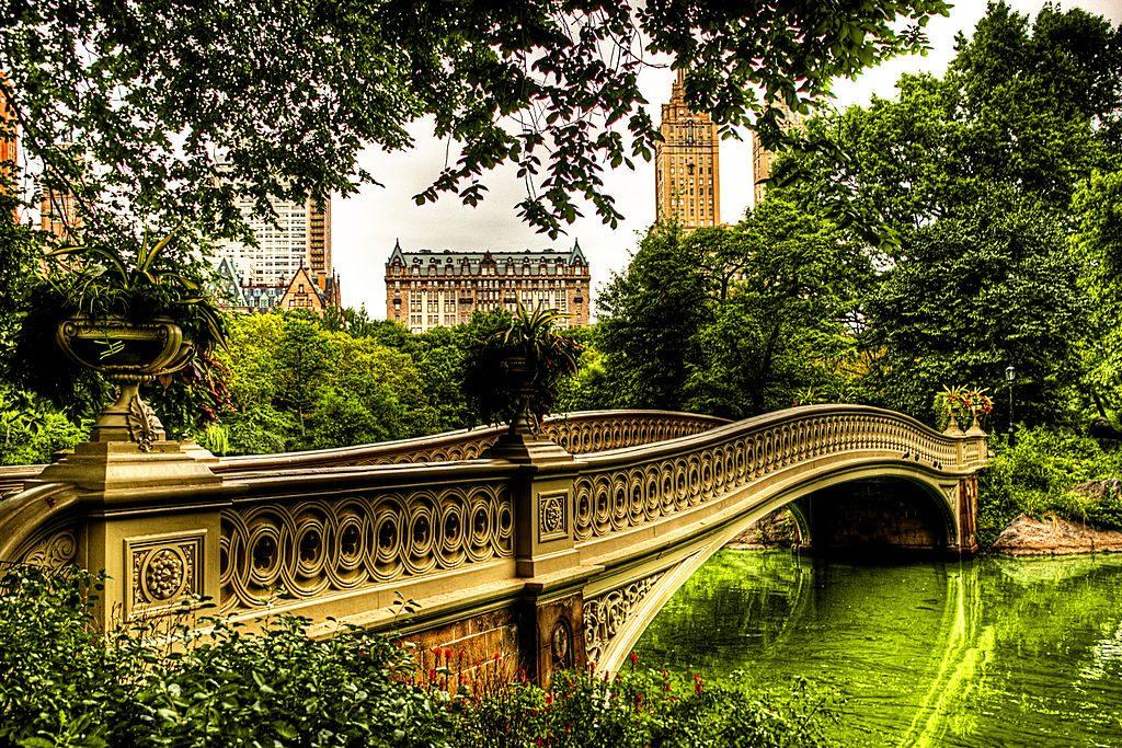 Où faire des photos de couple à New-York ?