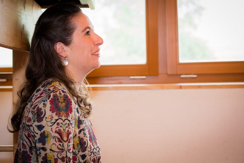 Nos préparatifs le matin du mariage // Photo : Isabelle Chatellier Wedding
