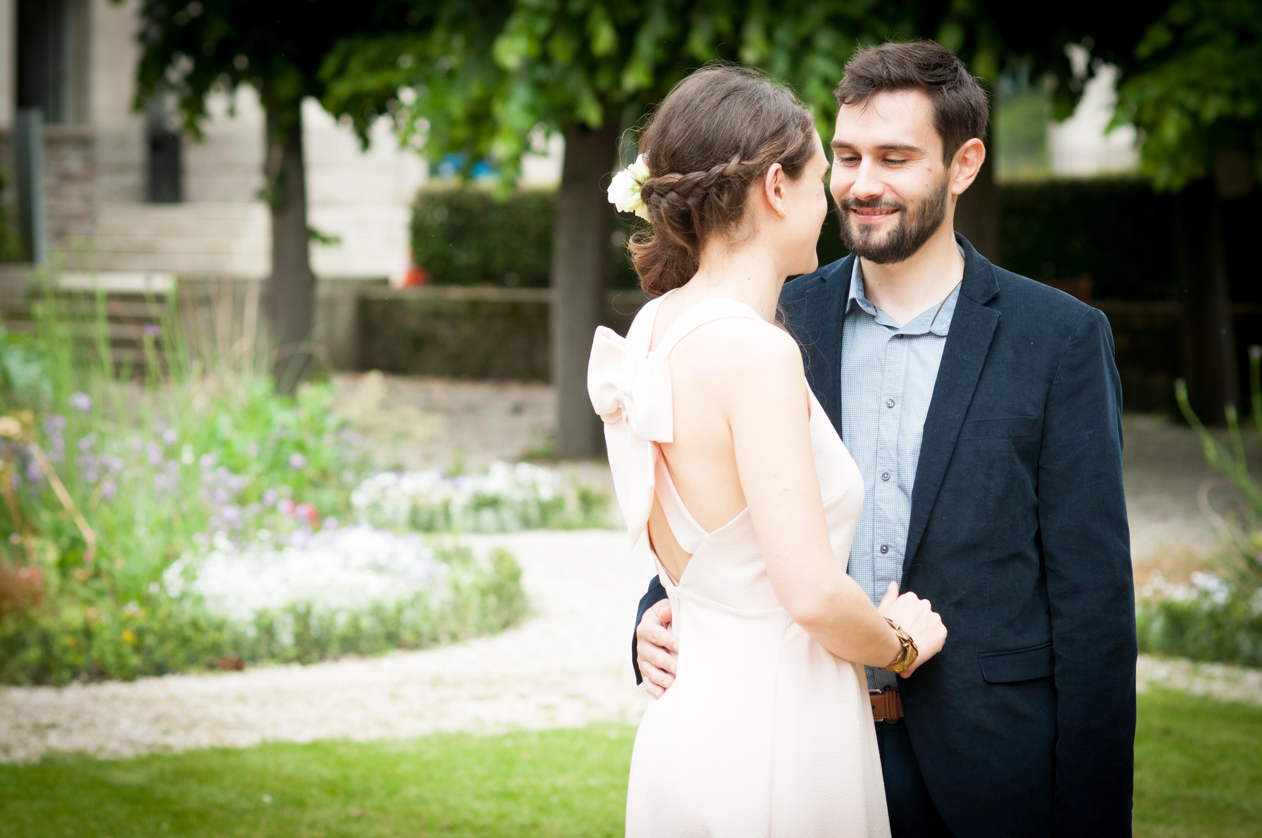 Ma tenue pour le mariage civil