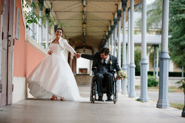 Le joli mariage de Pauline, rempli d'amour et d'émotions