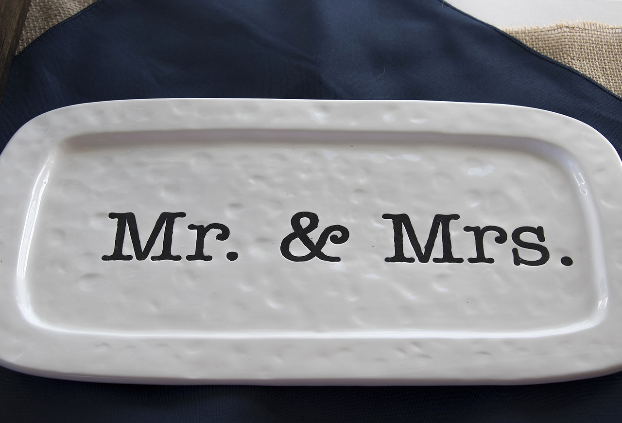 Récit de quête n°13 : non et nom, je ne prendrai PAS le nom de mon mari !