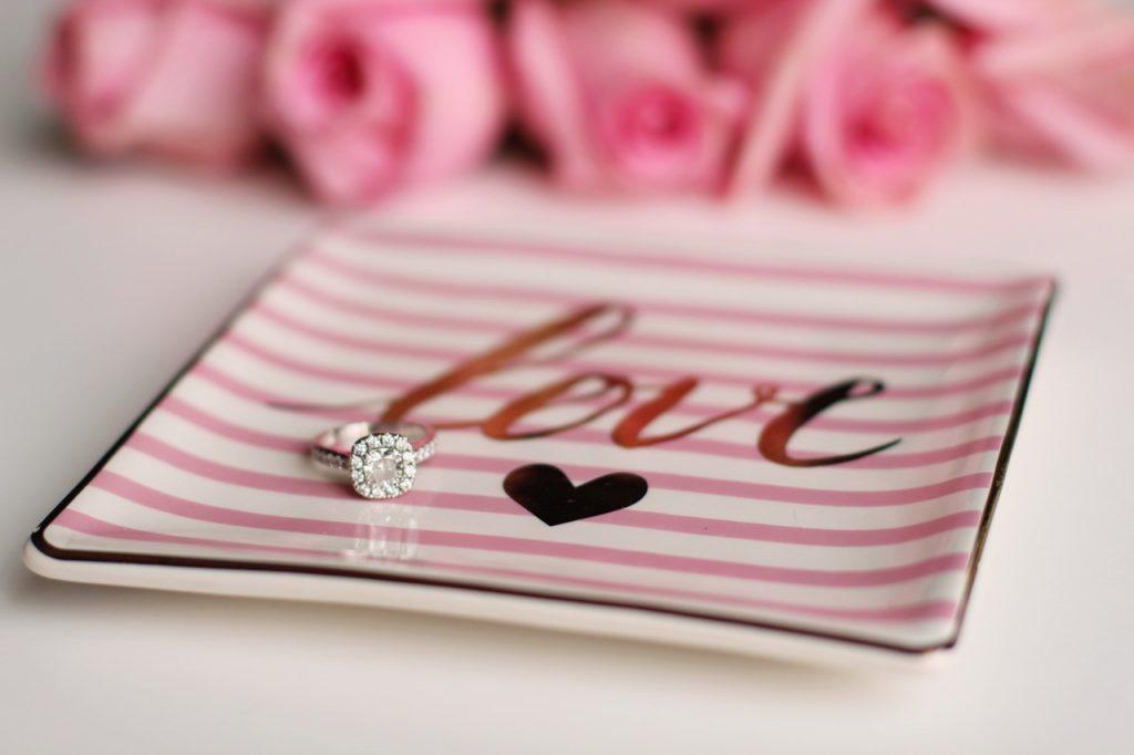 Ma demande en mariage romantique