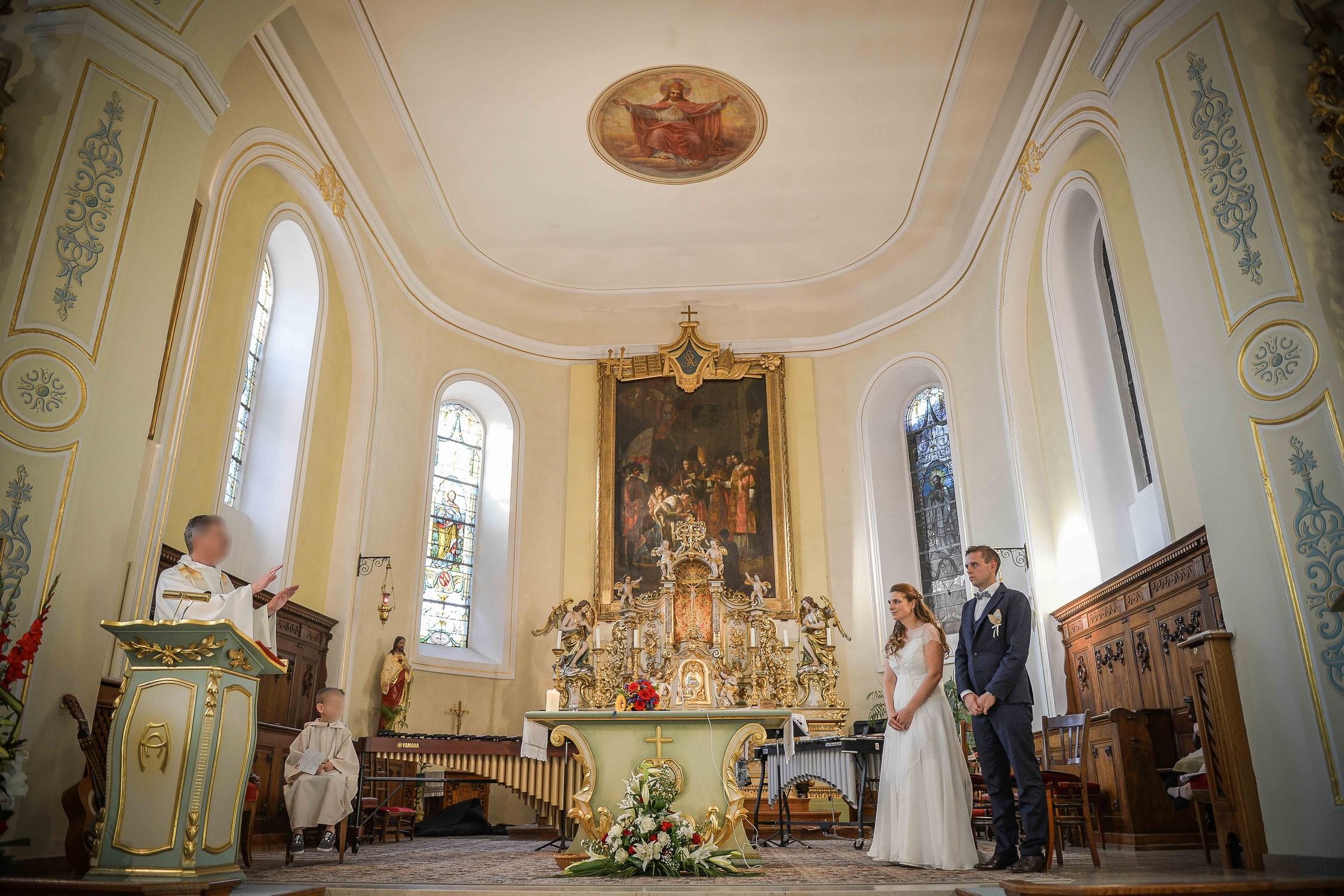 Mon mariage mélodieux et convivial : une messe et des petites déceptions