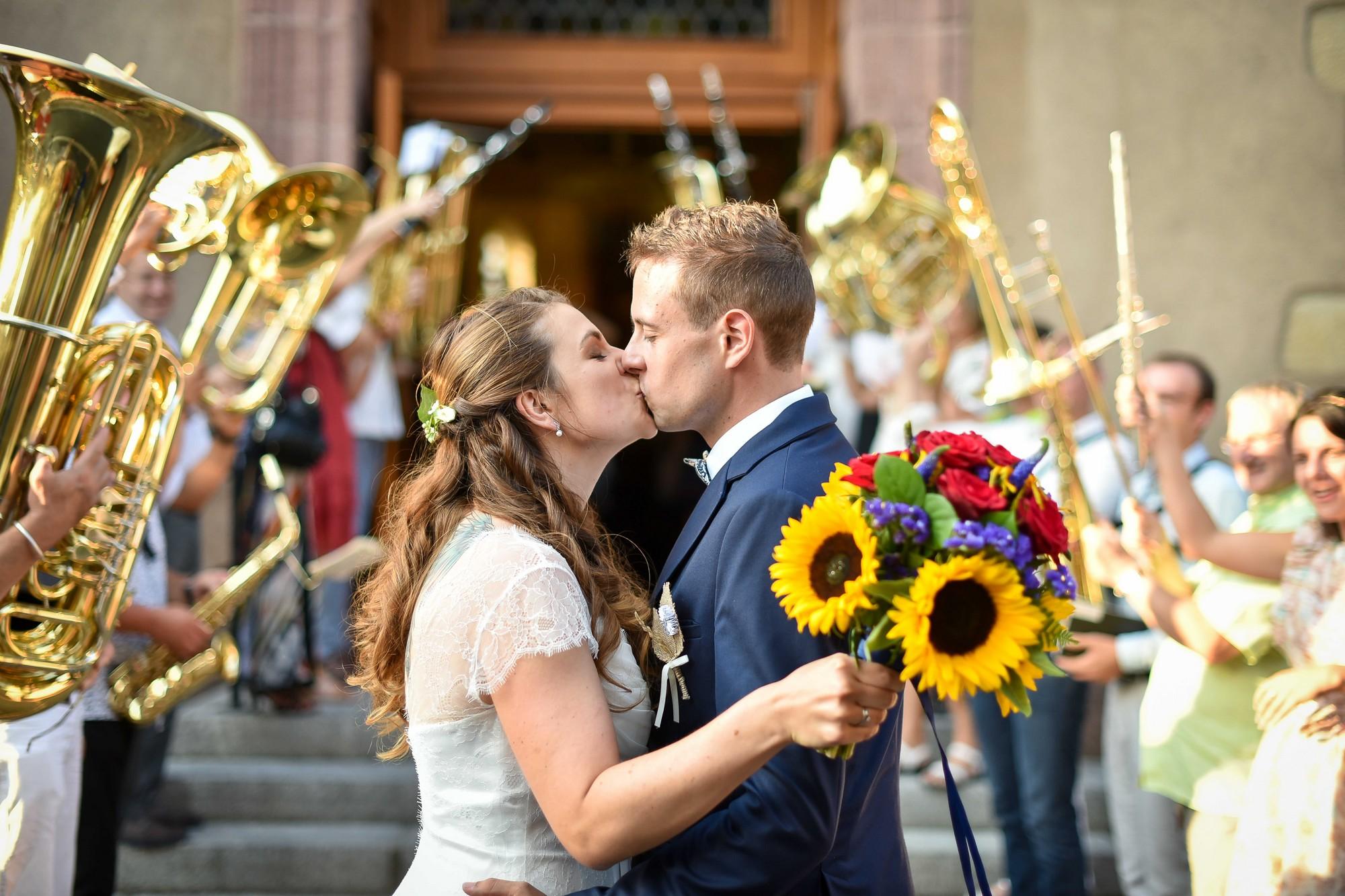Mon mariage mélodieux et convivial : et que la fête commence !