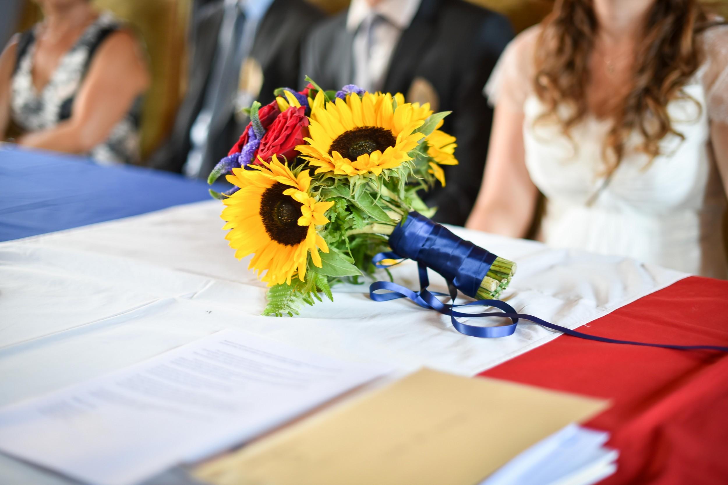 Mon mariage mélodieux et convivial, devenir mari et femme aux yeux de la loi