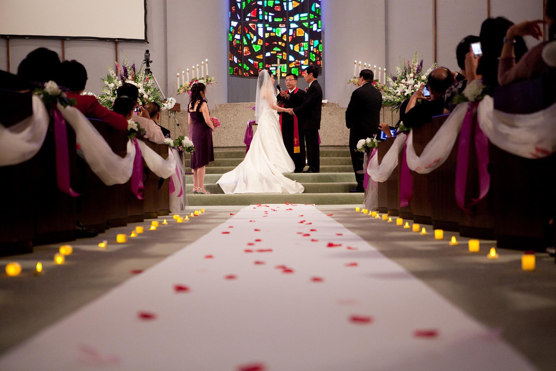 La construction de notre cérémonie religieuse