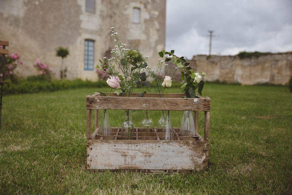 Mon mariage dino-chic : la décoration – Partie 1