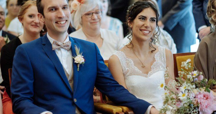 Mon mariage green et romantique : la découverte et la cérémonie civile