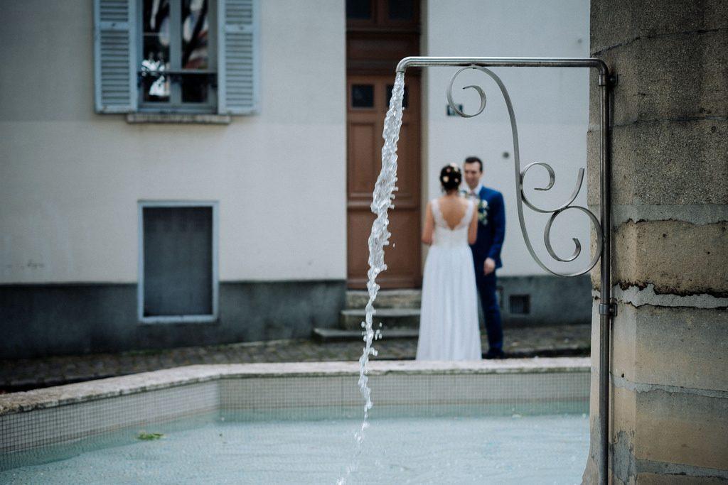 Découverte des mariés // Photo : Nicolas Grout