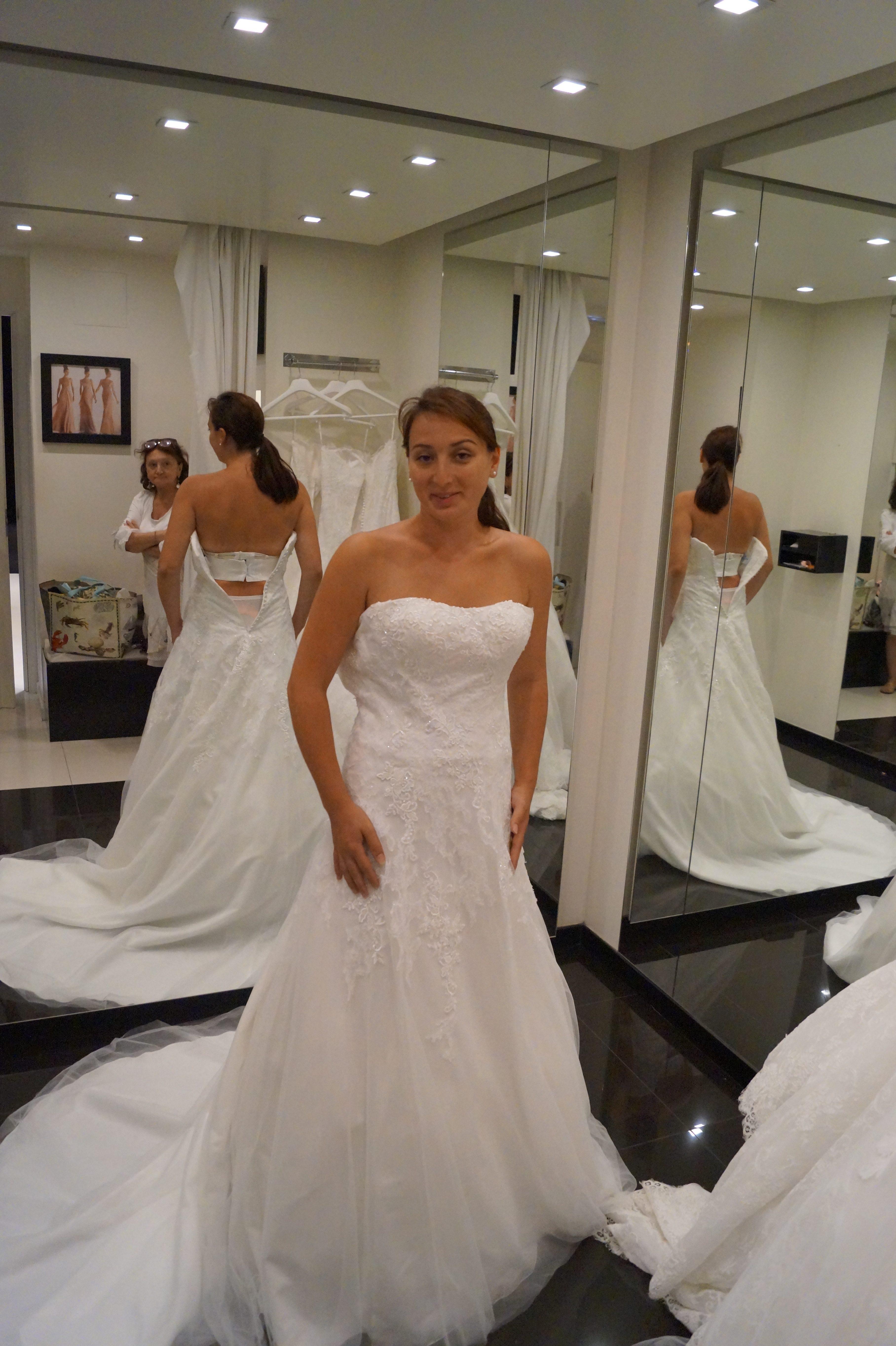 Objectif n°3 : trouver la robe de mes rêves – L'élue de mon cœur