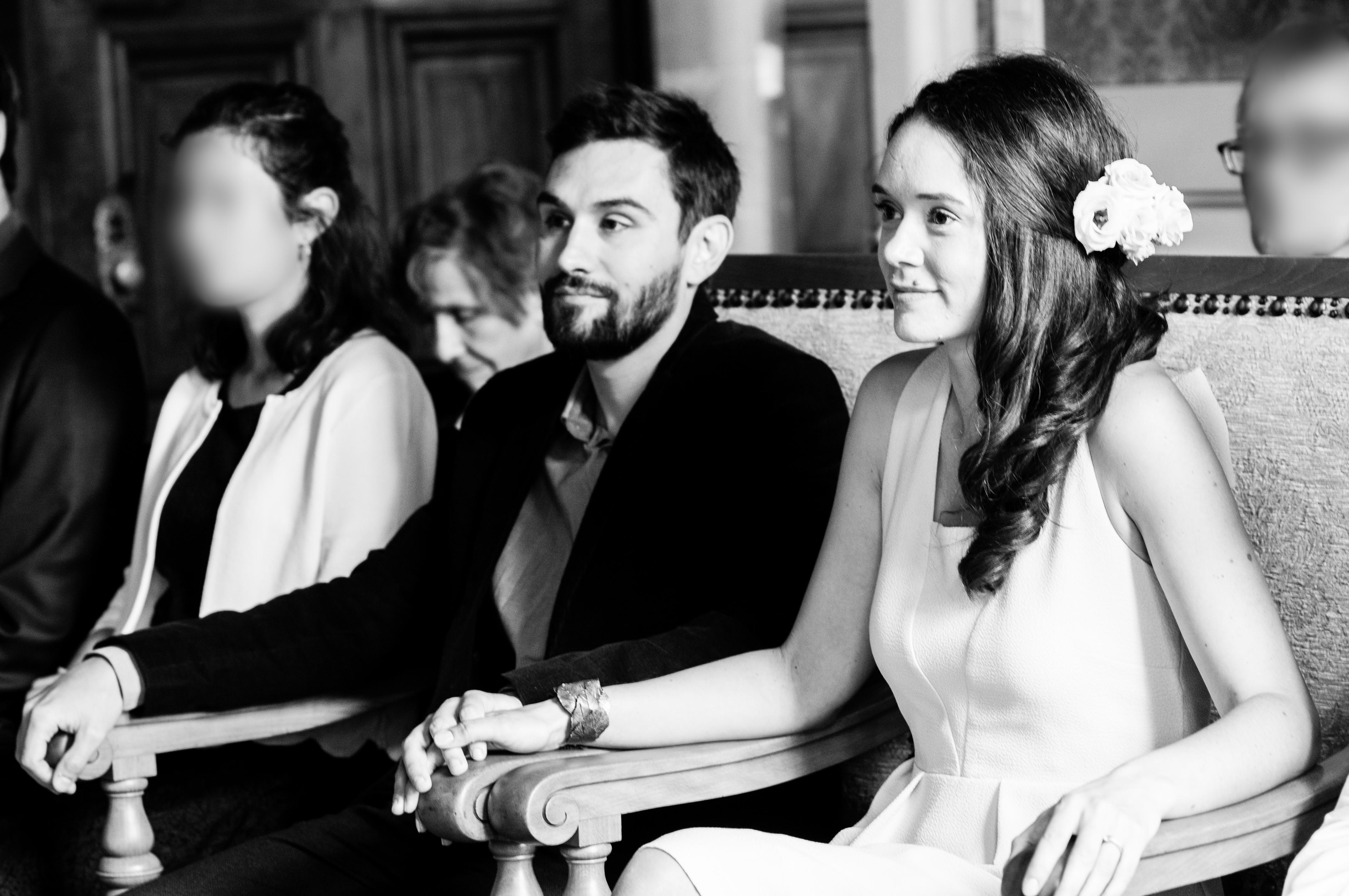Mon mariage dino-chic : la journée du mariage civil – Partie 1