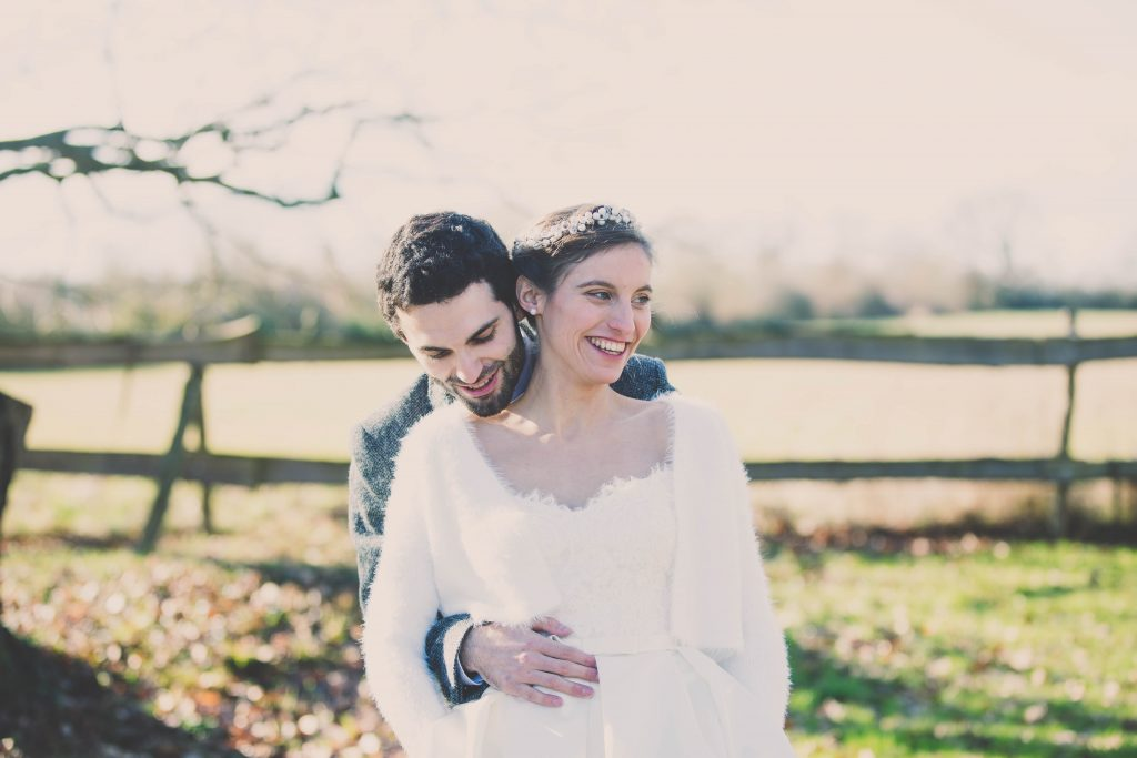 Découverte des mariés // Photo : Aude Arnaud