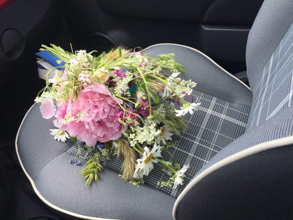 Mon bouquet : des fleurs locales et de saison