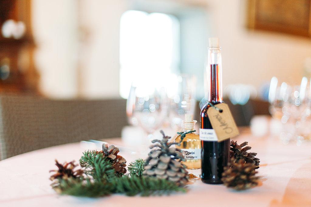 Cadeaux d'invités d'hiver de Mme Croisé - Studio Huit