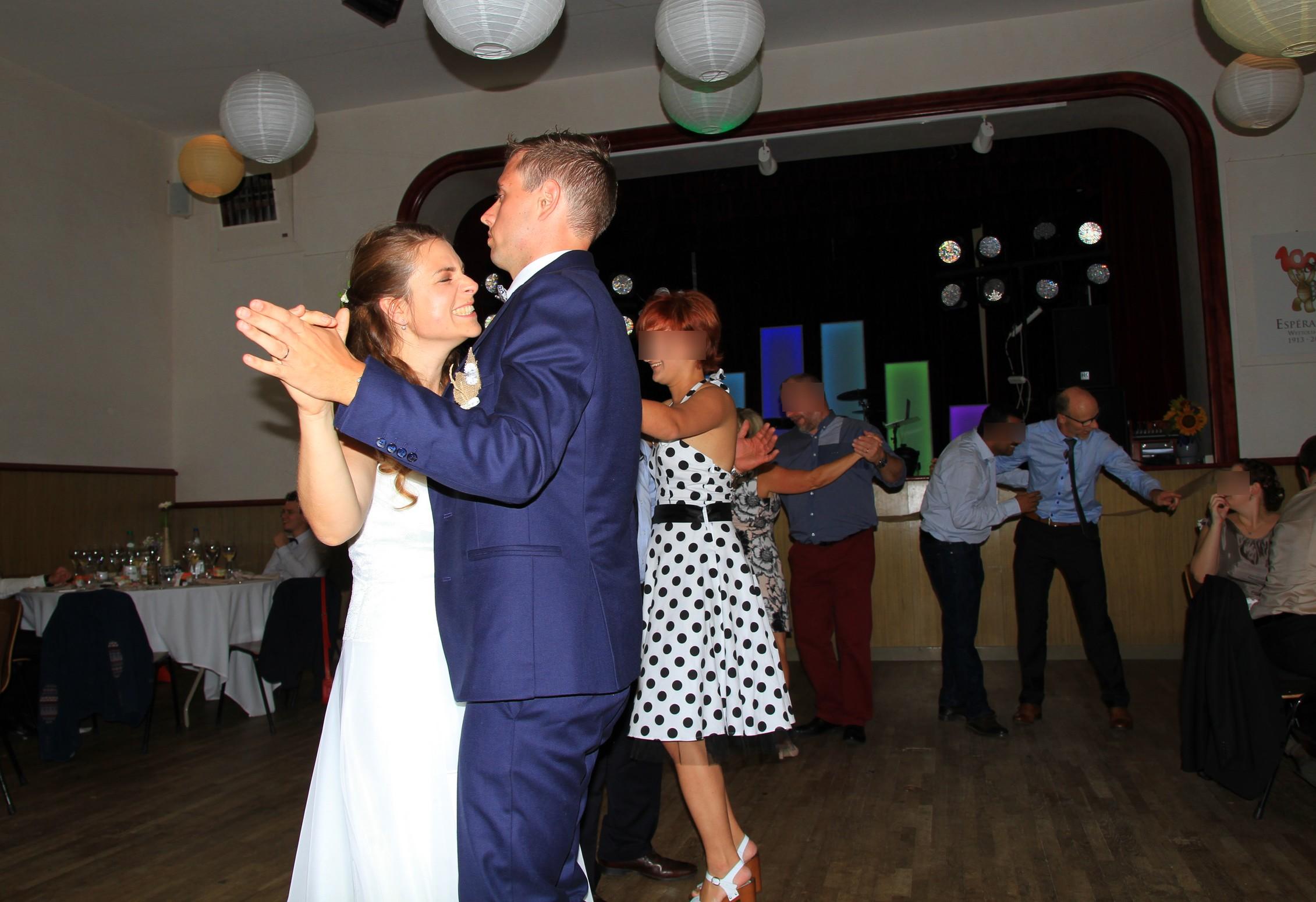 Mon mariage mélodieux et convivial : la soirée que nous avons vécue