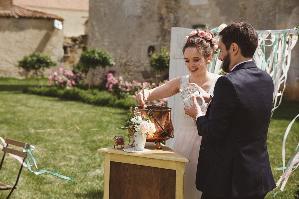 Mon mariage dino-chic : la cérémonie – Partie 2