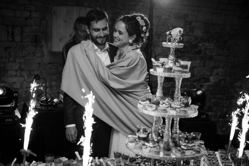 Mon repas de mariage // Photo : La Femme Gribouillage