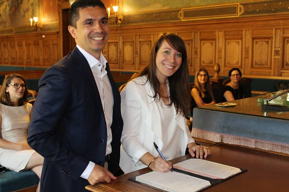 Mes trois mariages : étape 1 – Mon mariage en toute intimité à Paris