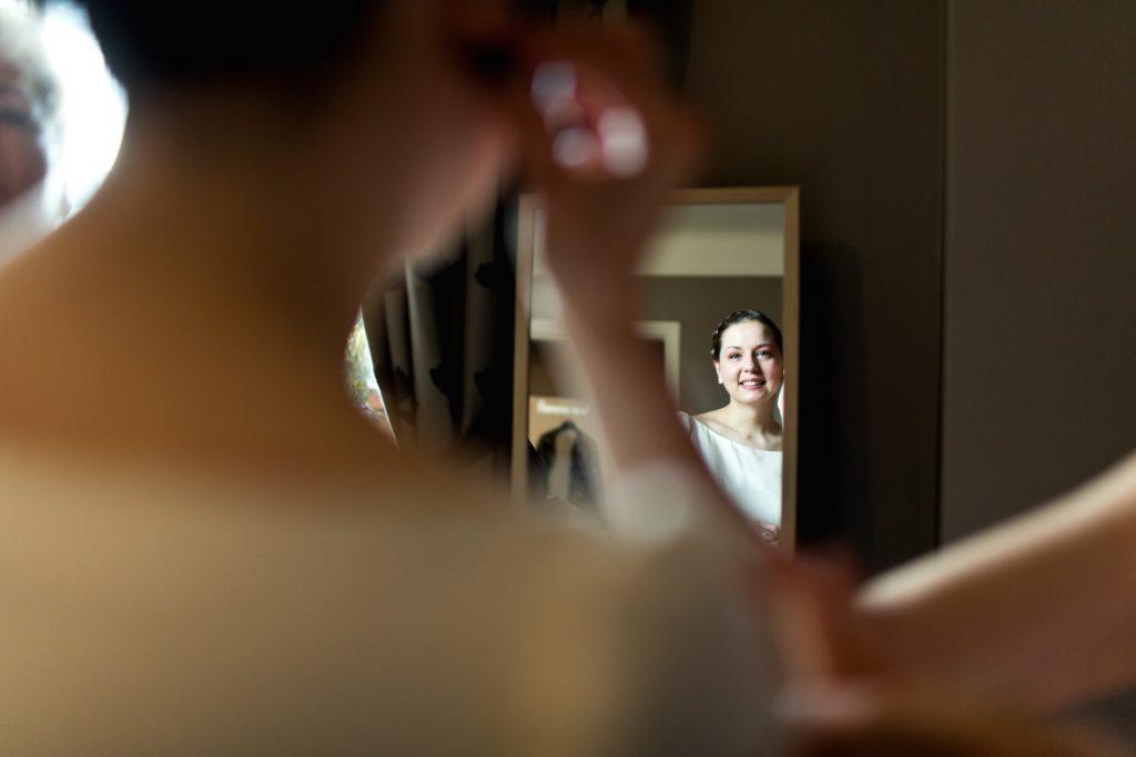 Mes préparatifs le matin de mon mariage franco-russe // Photo : Samonov Brothers