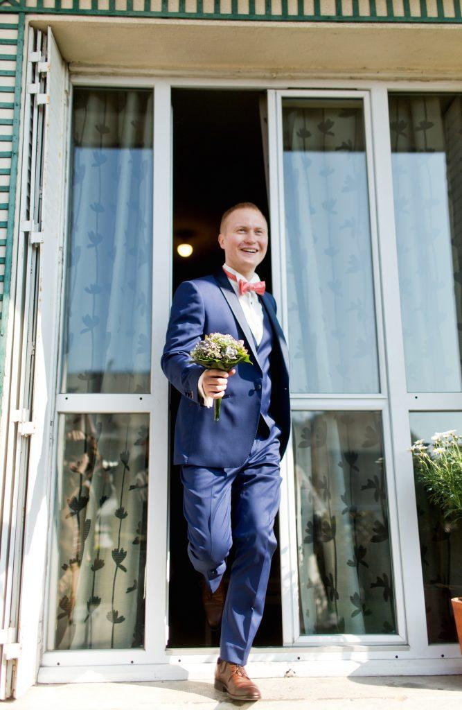 Mon futur mari avant notre découverte // Photo : Samonov Brothers