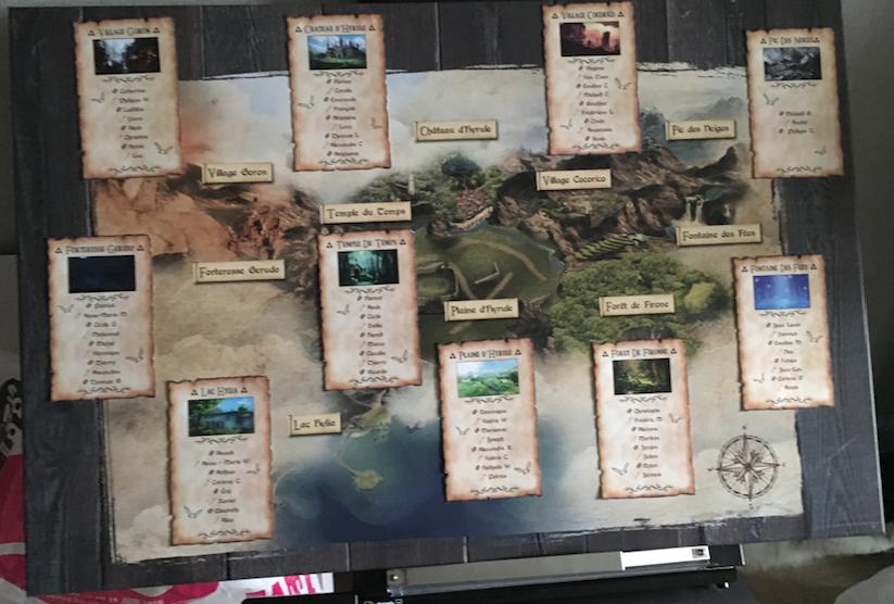 Carnet d'aventure 15 : la petite fabrique geek – Voyage au centre de la Terre d'Hyrule