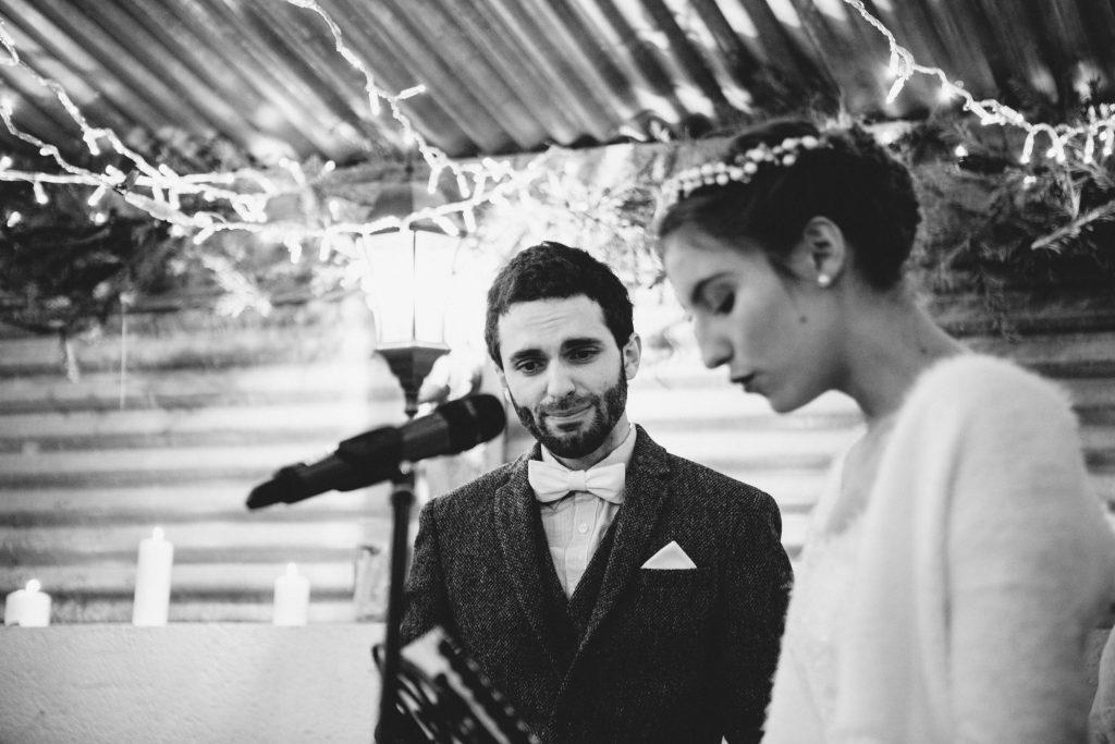 Nos vœux de cérémonie laïque // Photo : Aude Arnaud