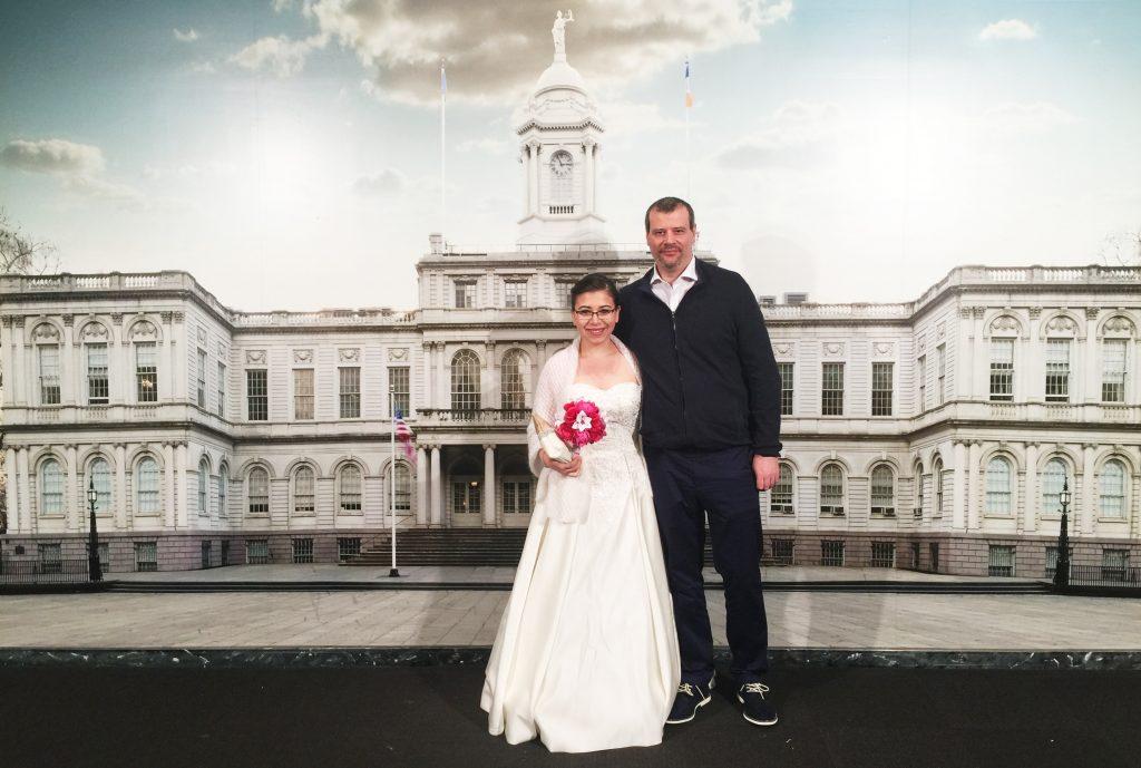 Comment se marier aux États-Unis