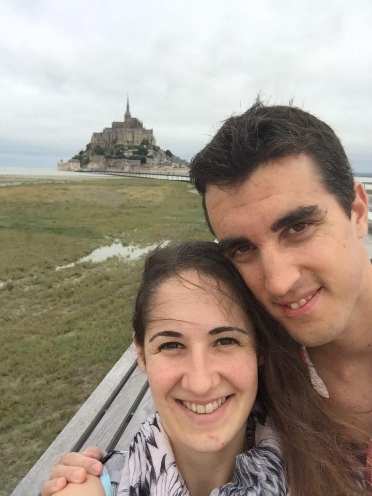 Ma demande en mariage au Mont Saint-Michel !