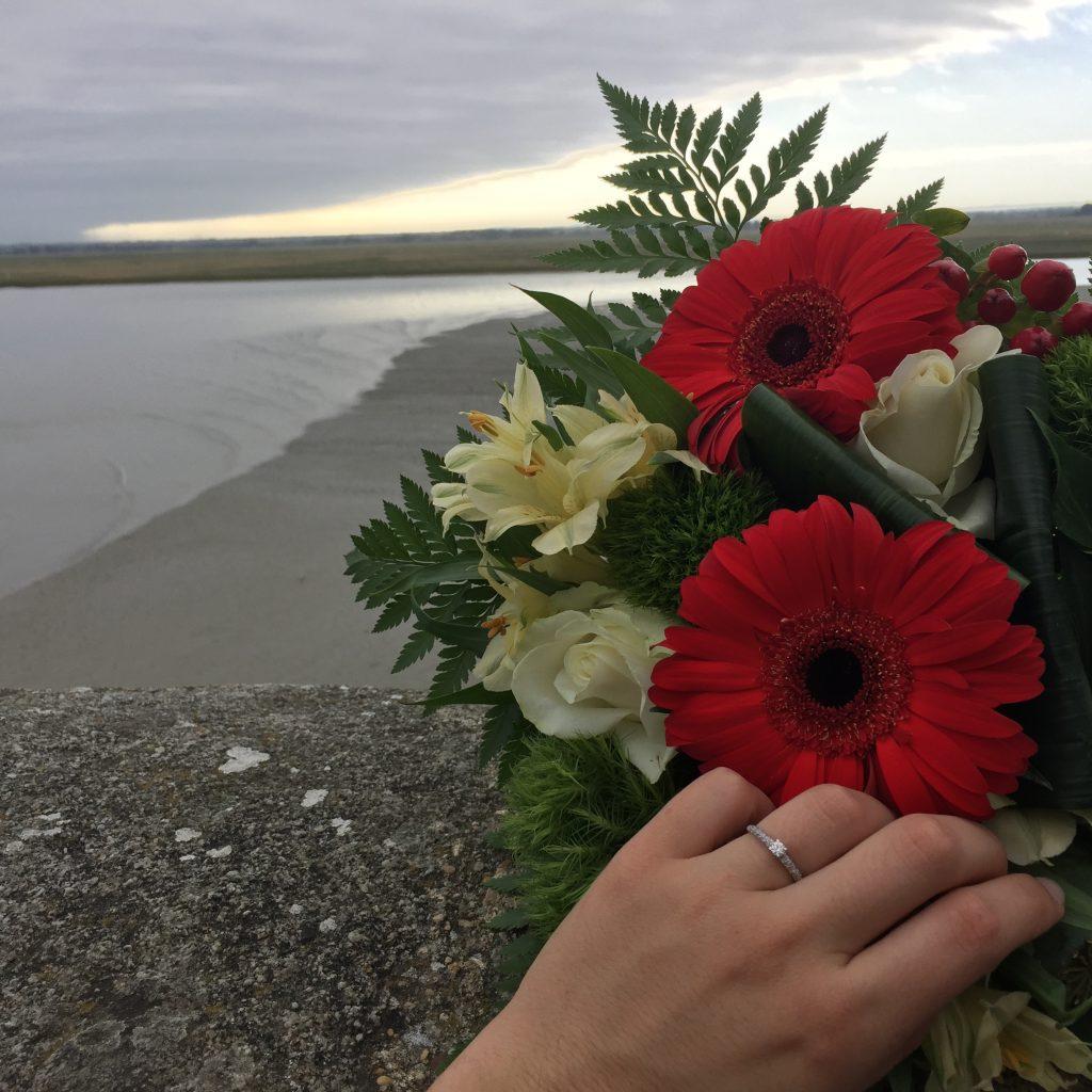 Annonce demande en mariage