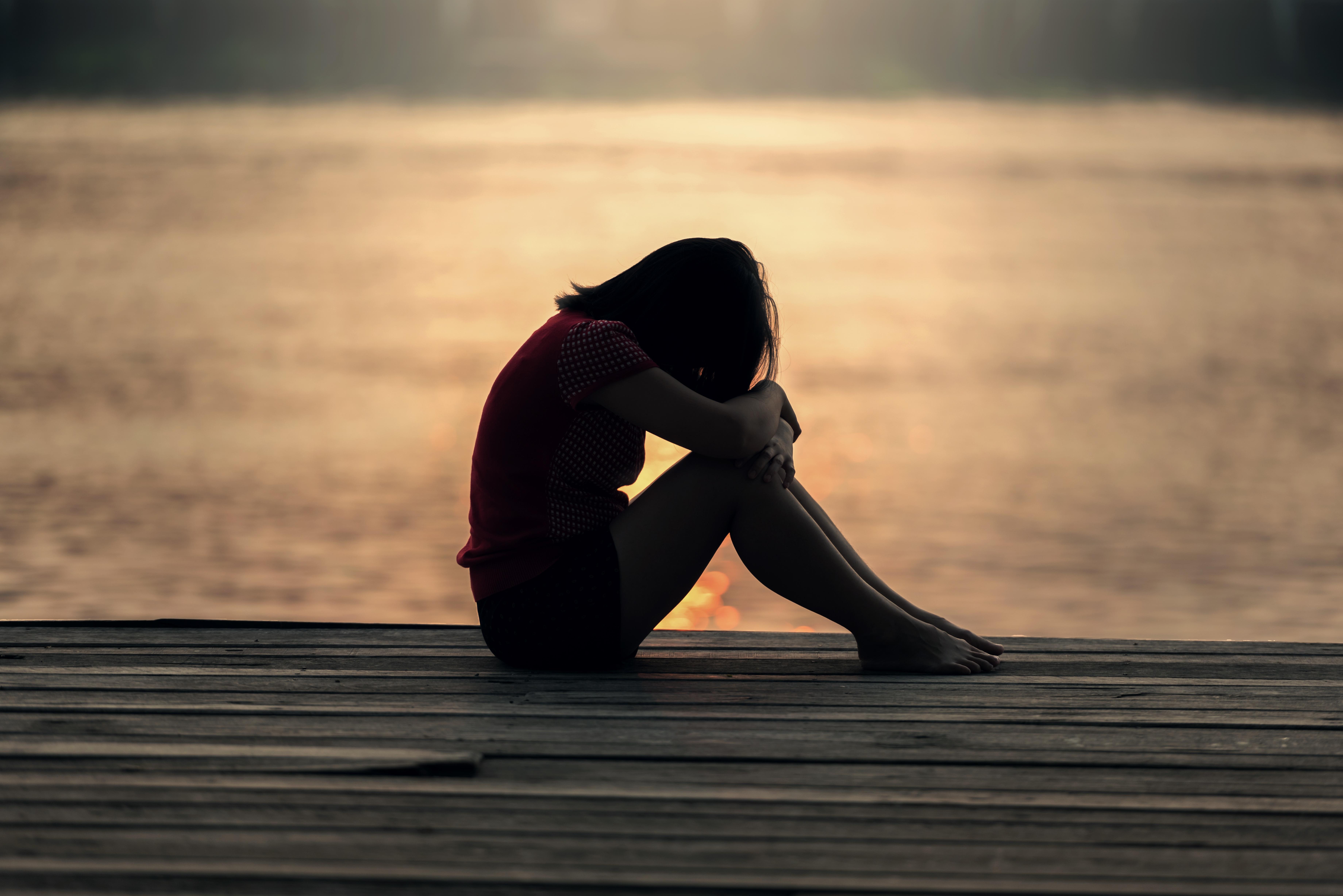 Il était une fois, une jeune fille qui voulait rester toute seule