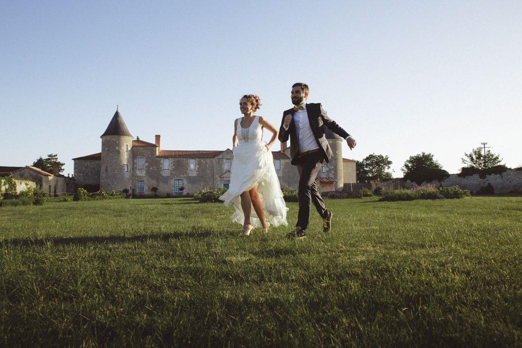 Mon mariage dino-chic : le moment des adieux !