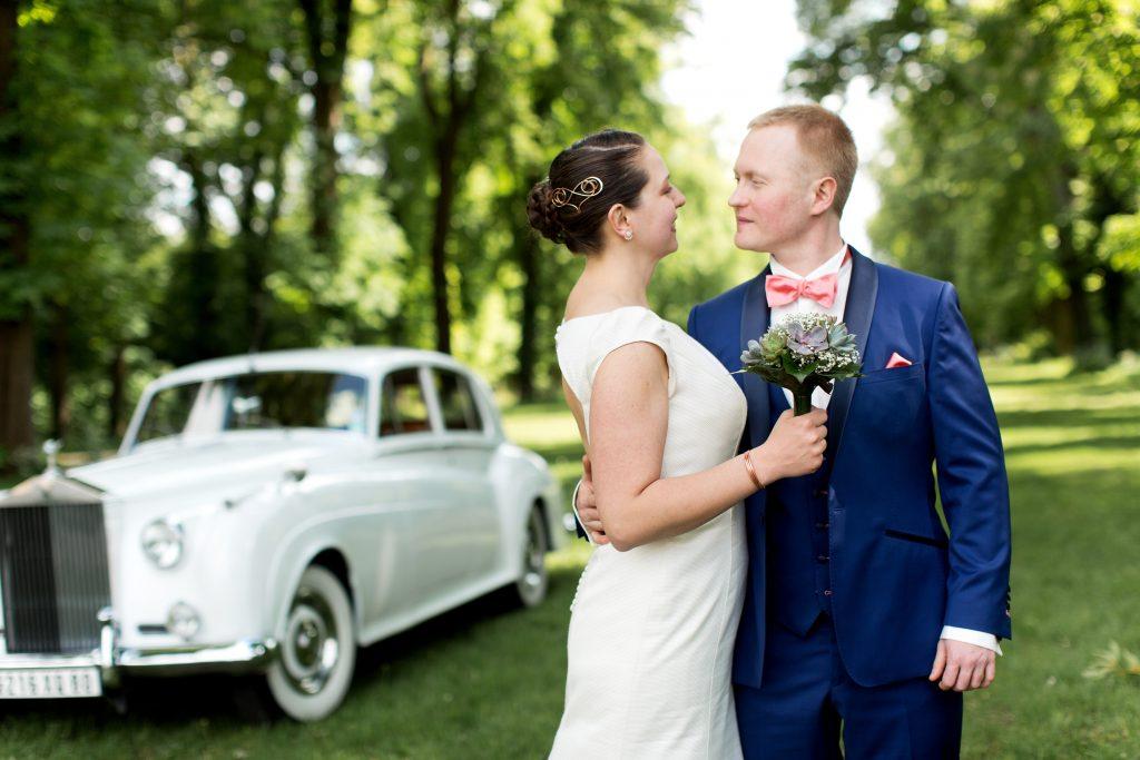 Mon mariage bilingue en cuivre et succulentes : la séance photo au parc de Saint-Cloud