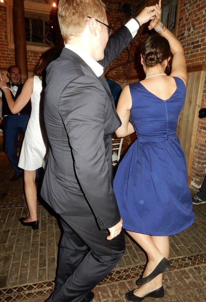 Notre première danse et la soirée de notre mariage