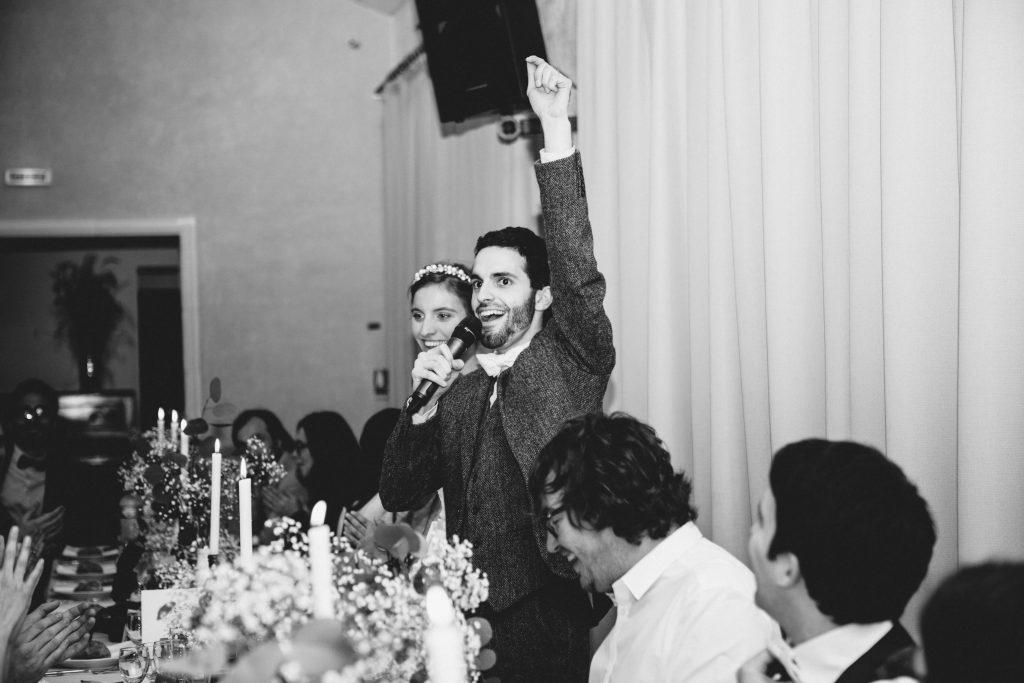 Mon repas de mariage // Photo : Aude Arnaud