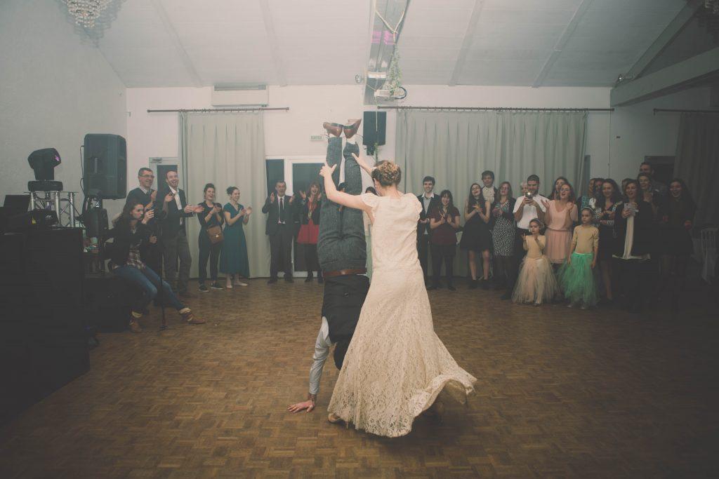Danse des mariés // Photo : Aude Arnaud Photography