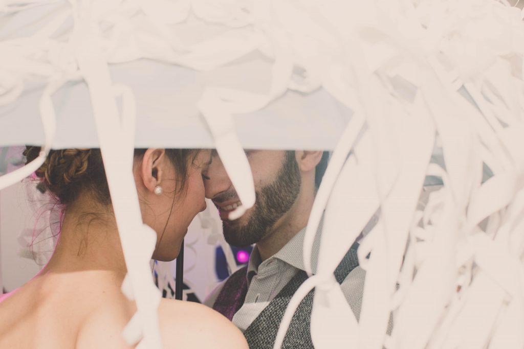 Mon mariage d'hiver tendre et magique : et puis vint la fête !