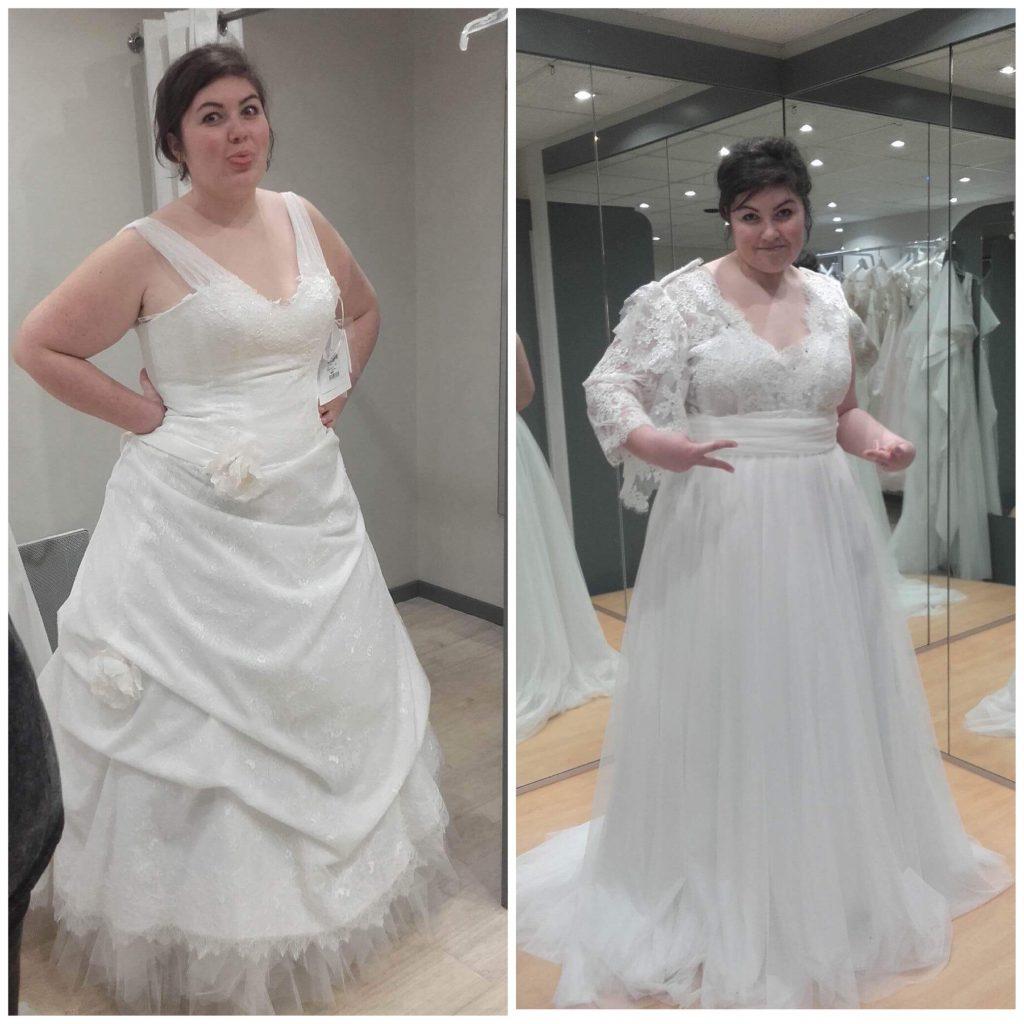 Essayage de robes