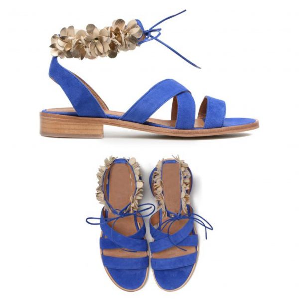 Le choix de mes chaussures pour mon mariage à la plage