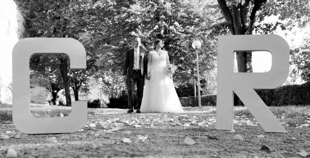 Le mariage 100 % DIY de Clémence, sur une île en pleine forêt