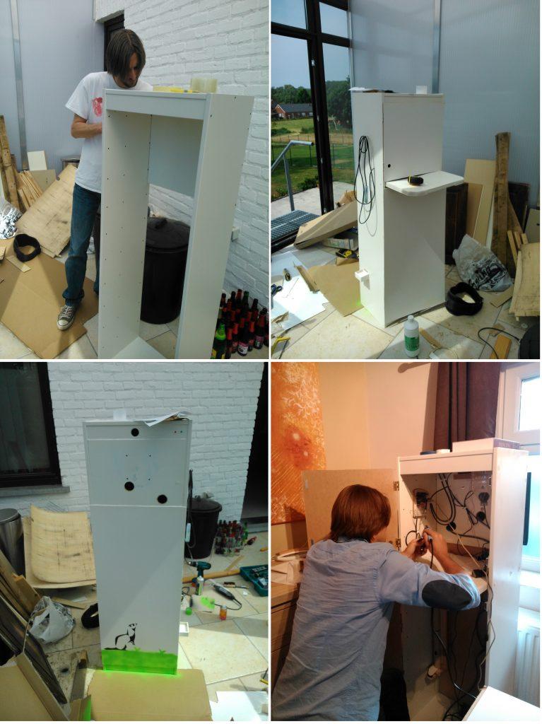 comment fabriquer un photobooth with comment fabriquer un photobooth amazing entre des maris. Black Bedroom Furniture Sets. Home Design Ideas