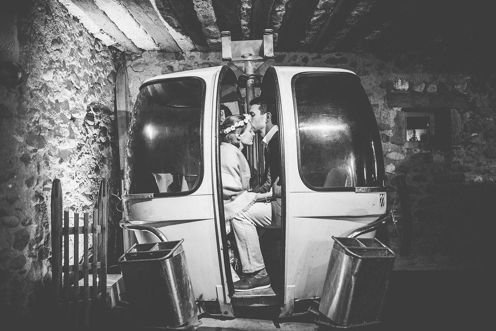 Nos photos de couple à la montagne // Photo : Margaux Vié Studiohuit